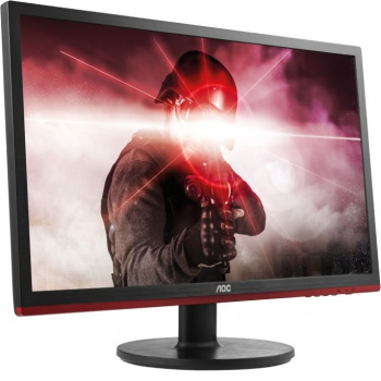 "Монитор AOC 21.5"" AOC G2260VWQ6 Black-Red"