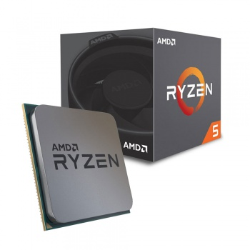 Процессор AMD Ryzen 5 2600 YD2600BBAFBOX Socket AM4 BOX