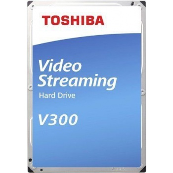 "Жесткий диск 3.5"" 1 Tb 5700rpm 64Mb cache Toshiba Video Streaming V300 SATA III 6 Gb/s HDWU110UZSVA"