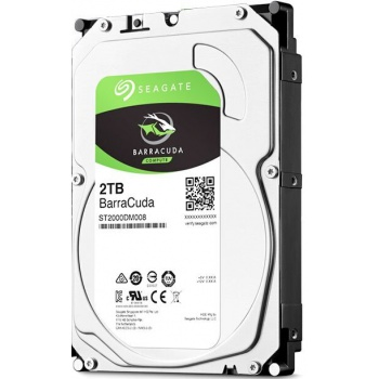 Жесткий диск Seagate Barracuda (ST2000DM008)